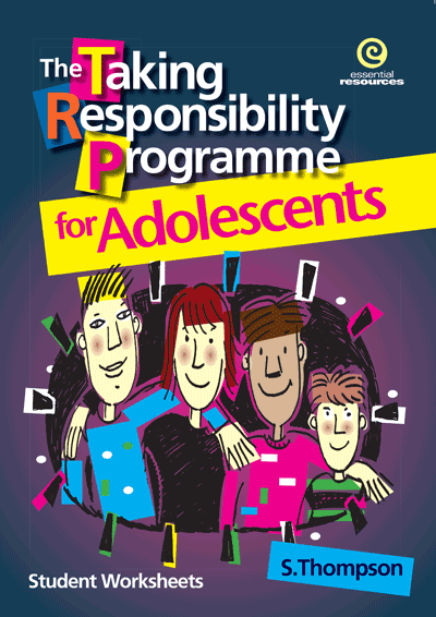 The Taking Responsibility Programme for Adolescents Cover