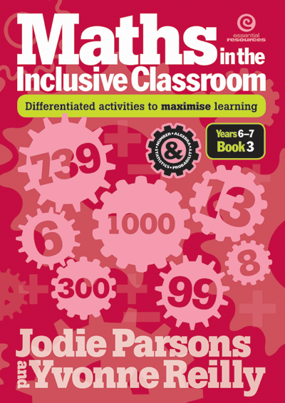 Maths in the Inclusive Classroom Yrs 6–7 Bk 3 Cover