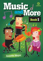 Music and More: Bk 1 & Digital Music Files