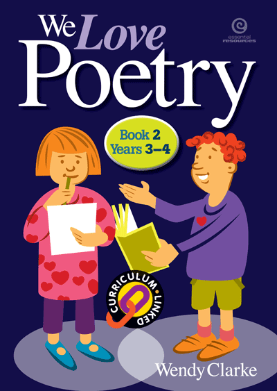 We Love Poetry Bk 2 Yrs 3-4 Cover