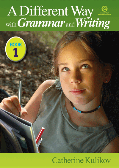A Different Way with Grammar and Writing Bk 1 Cover