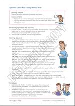 Speeches Lesson Plan 2