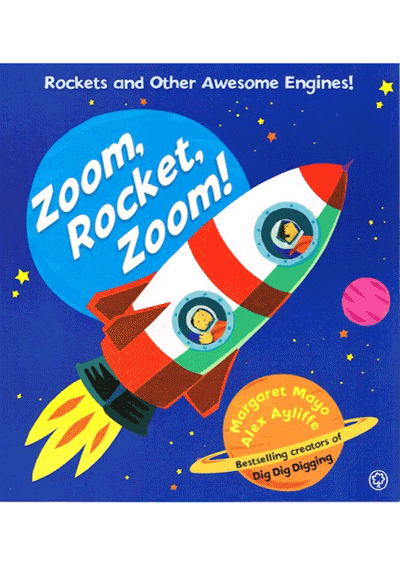 Zoom Rocket Zoom Cover