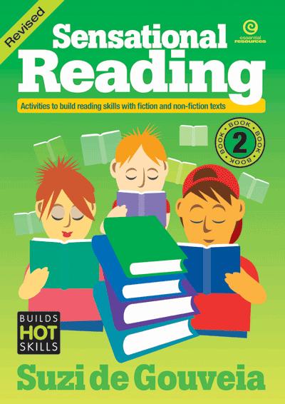 Sensational Reading - Revised Bk 2 Cover