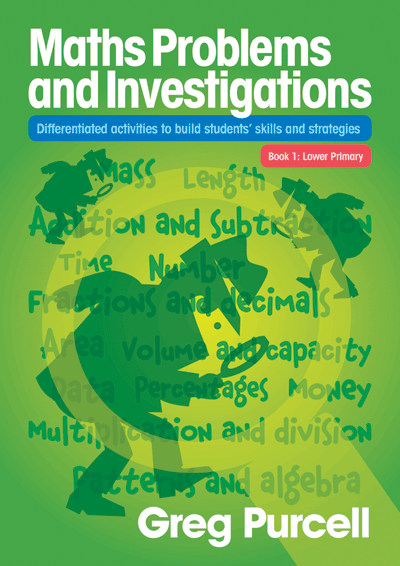 Maths Problems & Investigations: Book 1 Cover