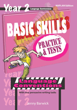 Basic Skills: Language Conventions Year 2