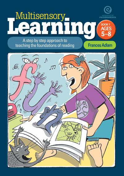 Multisensory Learning Bk 1: Reading Cover