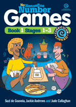 No Nonsense Number Games Bk 1: Stages 1-3