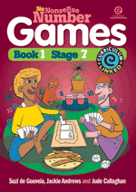 No Nonsense Number Games Bk 1: Stage 7