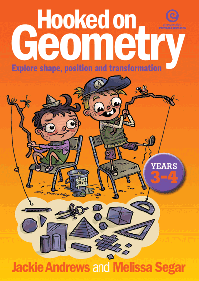 Hooked on Geometry Yrs 3-4 Cover