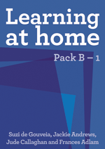 Learning at Home: Pack B – 1
