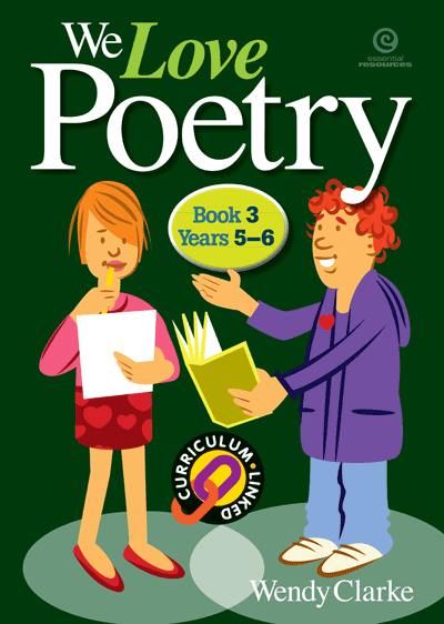 We Love Poetry Bk 3 Yrs 5-6 Cover