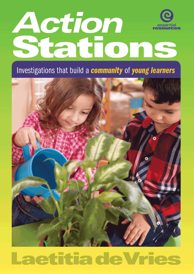 Action Stations Book