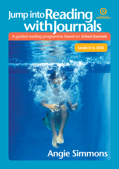 Jump into Reading with Journals (Levels 2-4), 2015 Cover