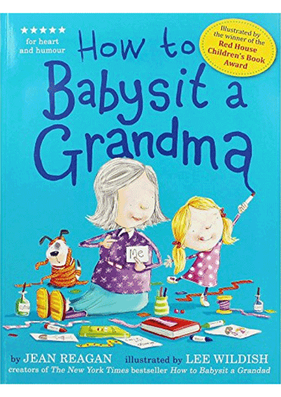 How to babysit a Grandma Cover