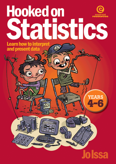 Hooked on Statistics Yrs 4–6 Cover