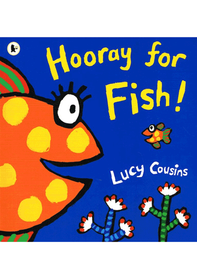 Hooray for Fish Cover