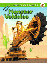 Mighty Mechanics - Monster Vehicles