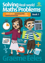 Solving Real-world Maths Problems Bk 1