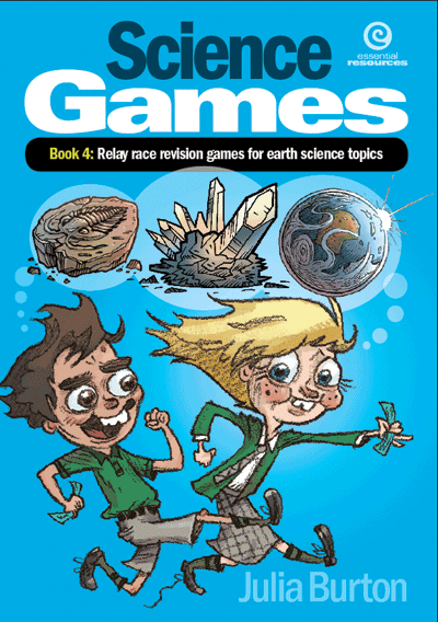 Science Games Bk 4 Earth Science Cover