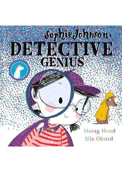 Sophie Johnson Detective Genius Cover