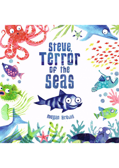 Steve Terror of the seas Cover
