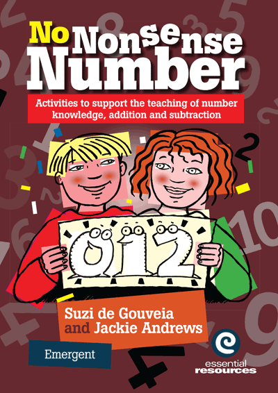 No Nonsense Number: Emergent  Bk 1 Cover