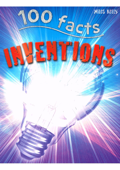 100 Facts - Inventions Cover