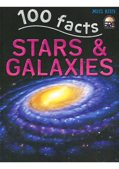 100 Facts - Stars & Galaxies Cover