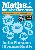 Maths in the Inclusive Classroom Yr 5 Bk 3
