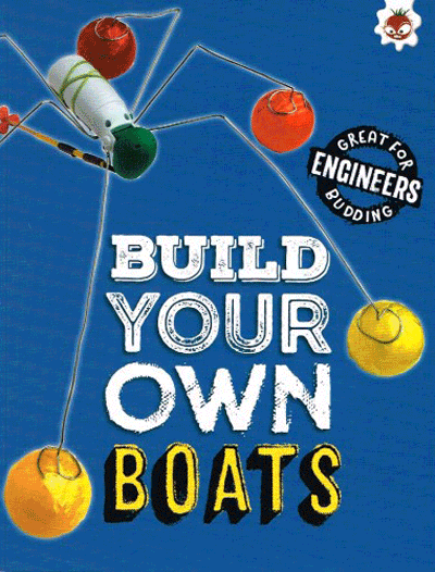 Build Your Own - Boats Cover