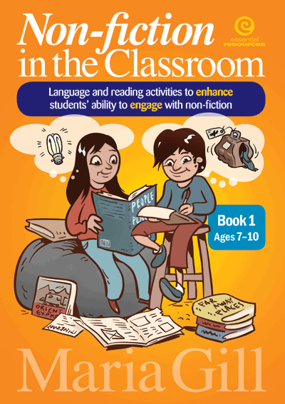 Non-fiction in the Classroom Bk 1 Ages 7-10 Cover