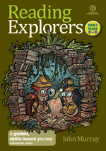 Reading Explorers Bk 3 Yrs 8-9