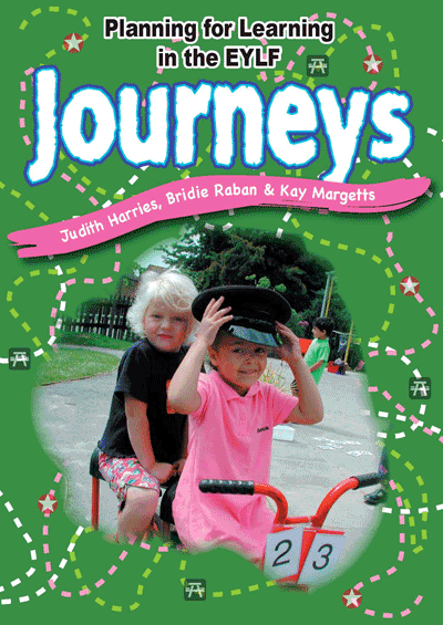 Planning for Learning: Journeys Cover
