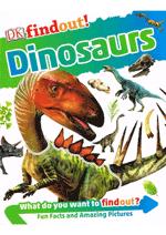 DK Findout! - Dinosaurs