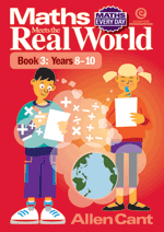 Maths Every Day: Maths Meets The Real World Bk 3: Years 8-10
