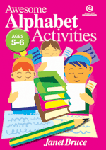 Awesome Alphabet Activities for Juniors