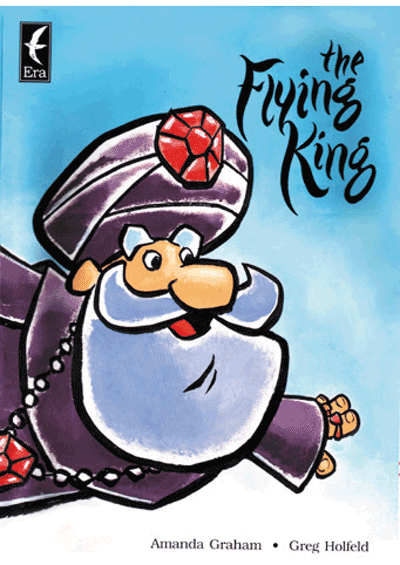 The Flying King (pb) Cover
