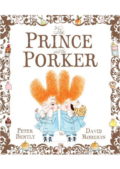 The Prince and the Porker Cover