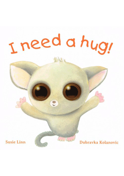 I need a hug! Cover