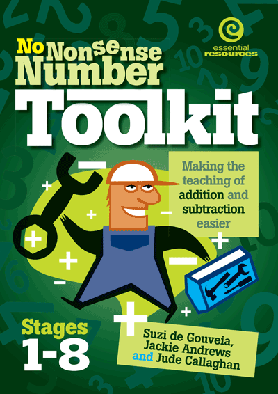 No Nonsense Number Toolkit - Add & Sub Cover