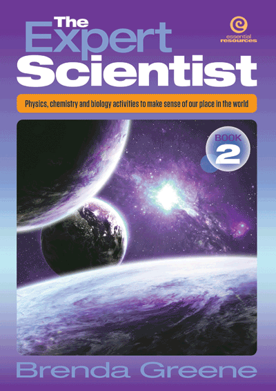 The Expert Scientist Bk 2 Cover