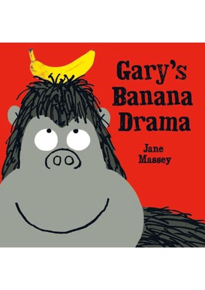 Gary's Banana Drama Cover