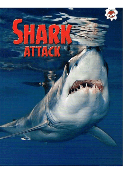 Sharks - Shark Attack Cover