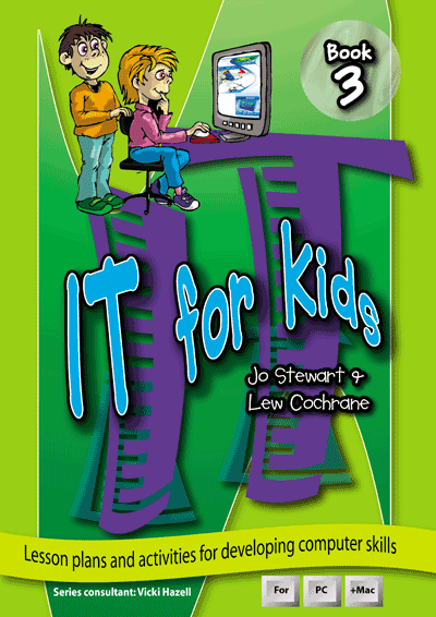IT for Kids: Book 3 Cover