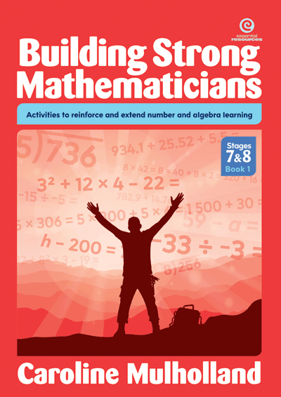 Building Strong Mathematicians Bk 1 Cover