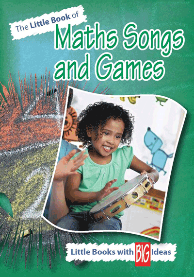 Little Book of Maths Songs and Games Cover