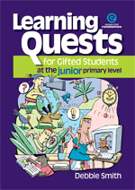 Learning Quests for Gifted Students Bk 1 (Junior)