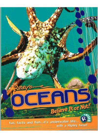 Ripleys Twists - Oceans Cover