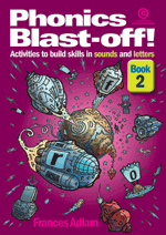 Phonics Blast-off! Bk 2